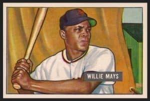 bowman mays 1951