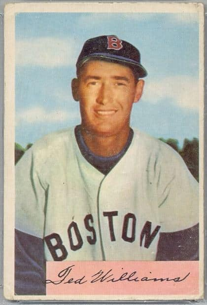 ted-williams-54-bowman