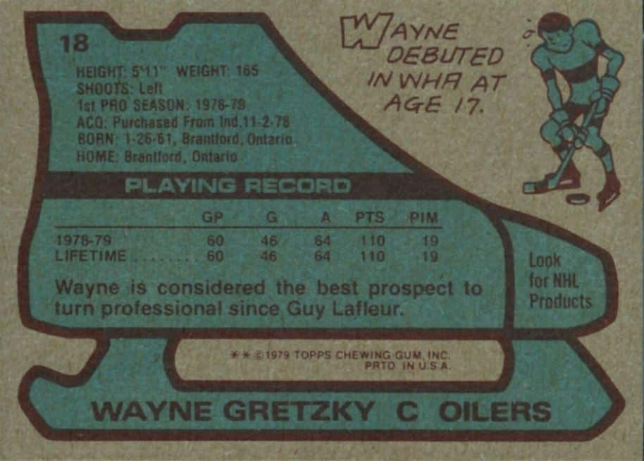 Step By Step Guide To Spotting A Fake Wayne Gretzky Rookie