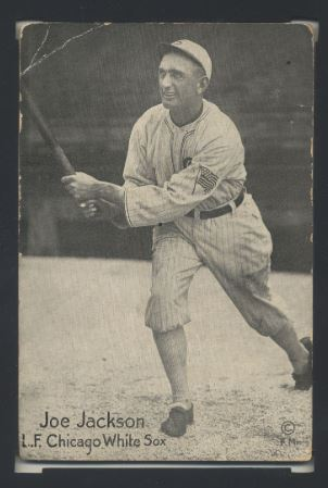 Shoeless Joe Jackson Cards The Definitive Guide All