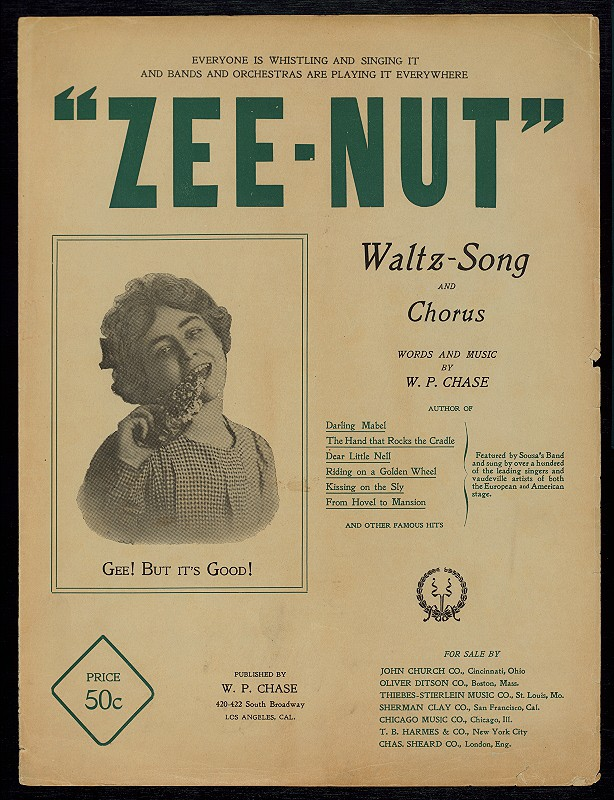 zeenut-music