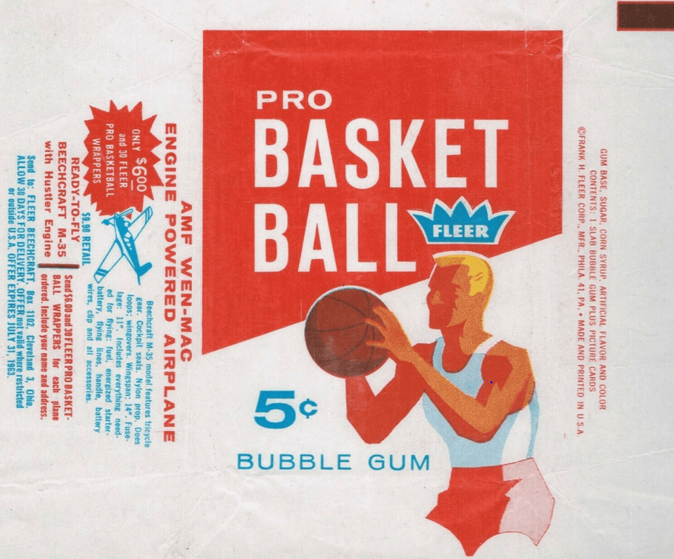 1961-fleer-basketball-wrapper